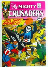 Archie Comics MIGHTY CRUSADERS (1965) #3 SILVER AGE VG (4.0) Ships FREE!