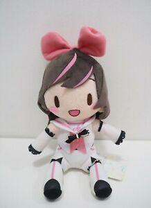 "A.I.Channel Kizuna AI Virtual YouTuber SEGA Plush 7"" TAG Toy Doll Japan"