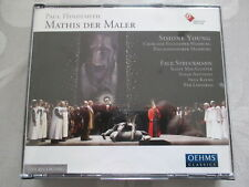 Hindemith: Mathis il pittore-Young, struck Uomo, Macallister, Kalna - 3 CD S