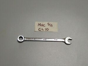 "MAC Tools #CL10, 5/16"" 12Pt Combination Wrench **FREE SHIPPING**"