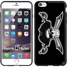 Pirate Skull X Bones For Iphone 6 Plus 5.5 Inch Case Cover