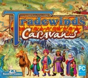 Tradewinds Caravans  Embark on Challenging Quests  Win 8 7 Vista XP   NEW