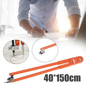 Precision Pencil Compass For Woodworking Scribing & Marking Tools Small Large