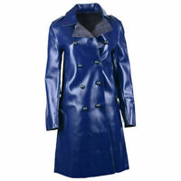 DIESEL L LILAC Womens Jacket Double Breasted Coat Winter REVERSIBLE Overcoat