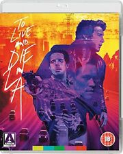 To Live And Die In L.A. Dual Format (Blu-ray)