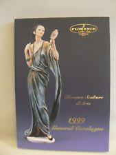 FLORENCE Giuseppi Armani SCULPTURE d'arte 1999 General Catalogue Signed Armani