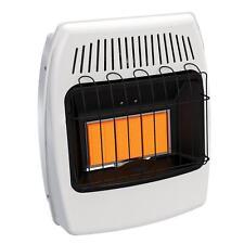 Propane Vent Free Heater Wall Heater 18 000 BTU Blue Flame Wall Heater