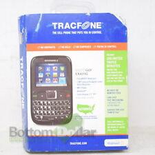 Motorola MotoGO! EX431G Prepaid Cellphone - Tracfone Black