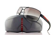 RARE NEW Authentic PRADA Sport Lifestyle Matte Green Sunglasses SPS 54I UFI-0A7
