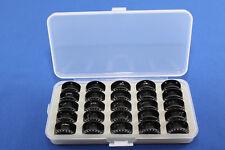 Original BERNINA - Jumbo Spulen BERNINA 700 - 790 etc 25 Stück in schöner Box !