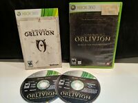 The Elder Scrolls IV Oblivion XBOX 360 Video Game - Game Of The Year Edition