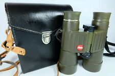 Old Vintage LEITZ (LEICA) TRINOVID 10X40BA  Binoculars
