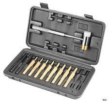Wheeler Hammer and Punch Set In Plastic Case Colt 1911, Shotgun, Smithing, Drift
