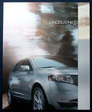 Prospekt brochure 2013 Lincoln MKT (USA)