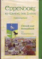 Festschrift/Chronik Eppendorf im Wandel der Zeiten/b.Chemnitz/Freiberg/Oederan..