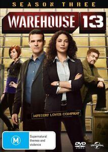 Warehouse 13 - Season 3 DVD