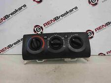 Renault Clio MK2 2001-2006 Heater Blower Controls Switch Air Con 8200147160