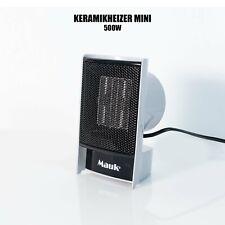 Keramikheizer Heizgerät Heizlüfter Bauheizer Elektroheizer Heizung Heizer 500W