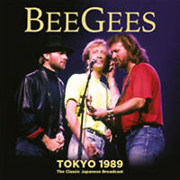 TOKYO 1989  by BEE GEES  Vinyl Double Album  PARA344LP