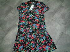 George Collar Floral Dresses for Women
