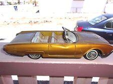 Bandai 1950's Tin liitho Ford Thunderbird Friction Car