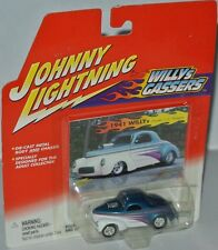 Willys Gassers 1941 WILLY`S - J.C. Hudgins - 1:64 Johnny Lightning