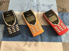 Nokia 8210 - Red (Unlocked) Cellular Phone