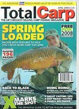 TOTAL CARP MAGAZINE - April 2008