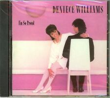 I'm So Proud by Deniece Williams (CD, Apr-2012, Funky Town Grooves) NEW SS