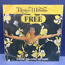 DENIECE WILLIAMS Free CBS 4978