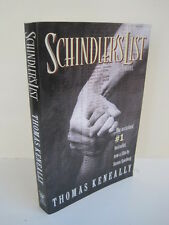 Schindler's List, A Novel by Thomas Keneally