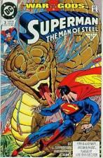 Superman: Man of Steel # 3 (War of the Gods tie-in) (USA, 1991)