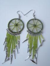 Peruvian Dream Catcher-  Earrings-1  pair