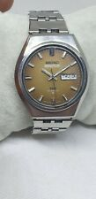 SEIKO 5 ACTUS SS AUTOMATIC 6106 Serviced  23jewels