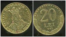 ROUMANIE  20 lei  1995