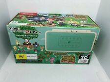 Nintendo 2DS XL Animal Crossing Edition Console Like New