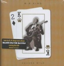 Deuces Wild by B.B. King (CD 1997 MCA) 30 DAYS WARRANTY.