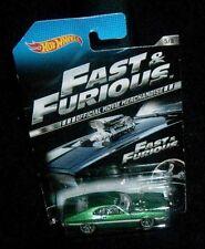 Hotwheels Fast & Furious '72 Ford Gran Torino Sport  2013 Mattel - New