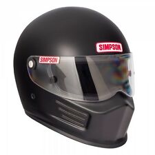 SIMPSON BANDIT HELMET SNELL SA2015/FIA 8859 MATT BLACK