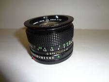 Canon FD 50mm - 1:1.4 Lens