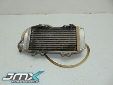2007 Kawasaki KX250F Right Side Radiator, Fill Side Radiator, Cooling, J12