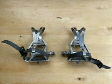 "Jendel Exercise Bike Pedals Includes New Pair 9//16/"" Diameter Threaded Shaft New"