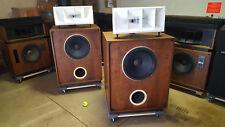 Altec Lansing Model 19 Custom Speakers