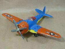 Circa 1950's HUBLEY Kiddie Toy Airplane #495, P-47 Thunderbolt WWII Fighter