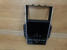 Infiniti Q50 switch panel screen monitor radio navigation klima heater
