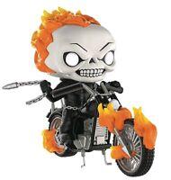 Funko--Ghost Rider - Ghost Rider US Exclusive Pop! Ride