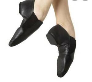 BLOCH Leather Jazz Shoes Women