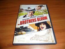 The Brothers Bloom (DVD, Widescreen 2010) Rachel Weisz, Mark Ruffalo Used
