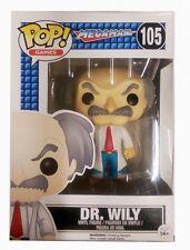 Funko POP! Games Megaman - Dr. Wily Mega Man Vinyl Figure 10cm #10349