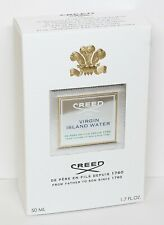 Creed Virgin Island Water 50 ml / 1.7 Fl.Oz. Eau de Parfum UNISEX New Unused